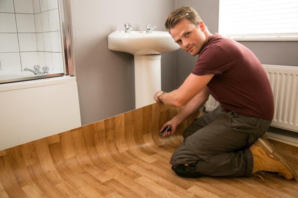 Step-by-Step Guide for Laying a Vinyl Sheet Flooring