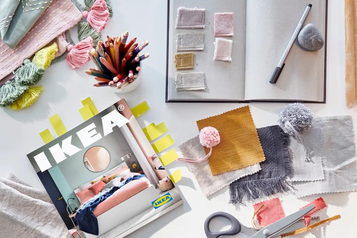 The Top Trends We Found in The New IKEA Catalogue
