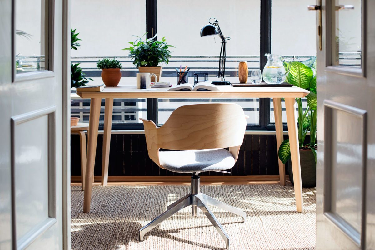 How To Create Your Own At-Home Office